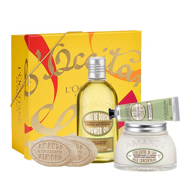 50 ezer forint alatt: Ha karácsony és ajándékok, akkor természetesen az illatszereket, piperecikkeket sem lehet kihagyni a felsorolásból,  és természetesen ebből is vannak magasabb és luxus kategóriájú csomagok. A L'occitane pakkja valahol középen helyezkedik el a maga 20900 forintos árával.