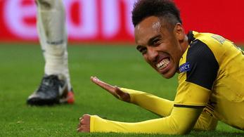 Senki nem játszik úgy 10 emberrel, mint a Dortmund