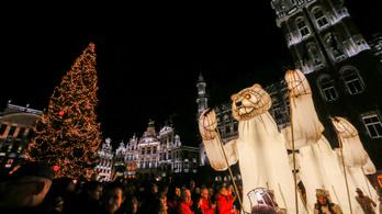 A brüsszeli karácsonyi vásáron, gyerekekkel akart robbantani az Iszlám Állam