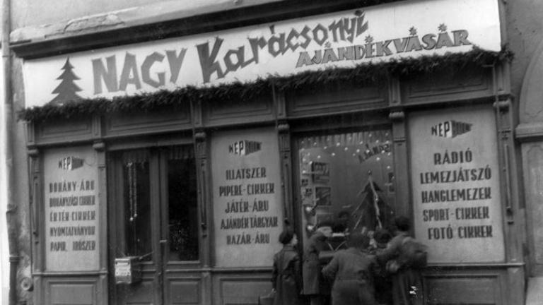 Karácsonyfa és szaloncukor nincs, vegyenek inkább szovjet tejkonzervet