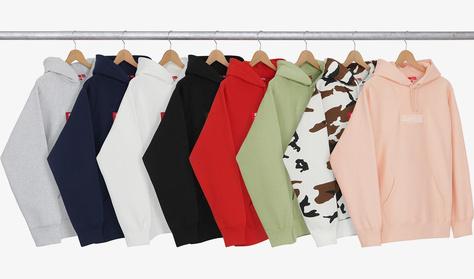 Minden második kínai és európai Supreme pulóvert akar venni?