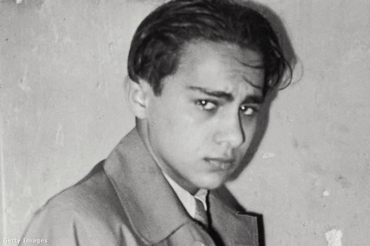 Herschel Seibel Grynszpan 1938-ban