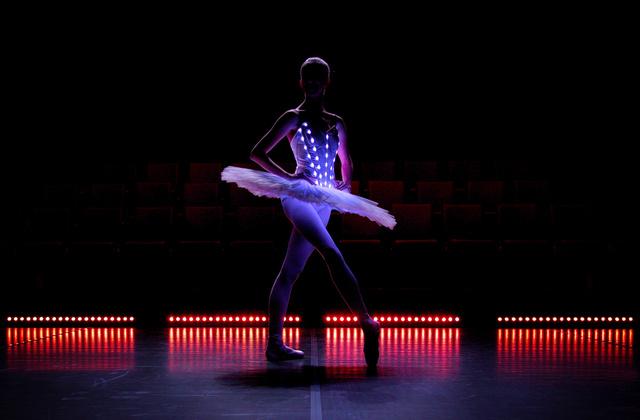 Nikon D3400 Ballet 10