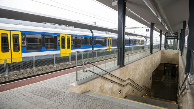 33 milliárdból szépült meg a székesfehérvári vasútállomás