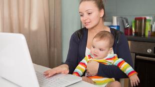A munka, a gyerek, és a nem lehetetlen egyensúly
