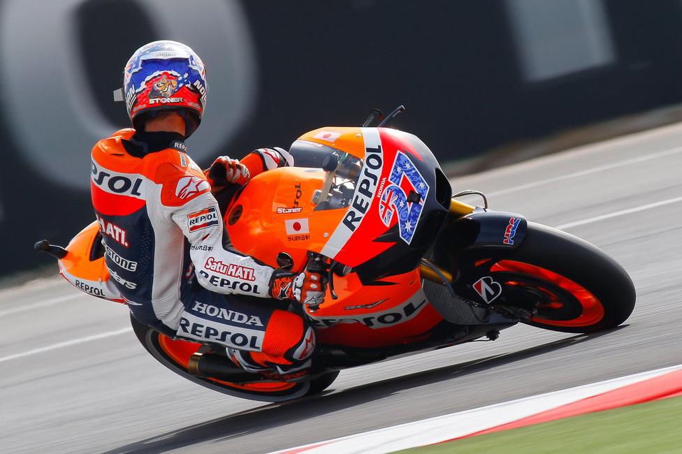 A bajnoki cím 2011-ben került vissza a Hondához: ekkor a Ducatival már 2007-ben nyerni tudó Casey Stoner vezette sikerre az RC212V-t
