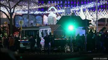 Hirtelen nagy csattanást hallottunk - összefoglaló a berlini tragédiáról