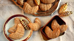 Pénteki süti: karácsonyi expressz aprósütik
