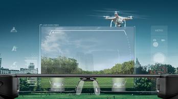 Drónvezérlő okosszemüveget ad ki az Epson