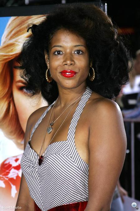 Kelis, a pin up girl, 2005. szeptemberében