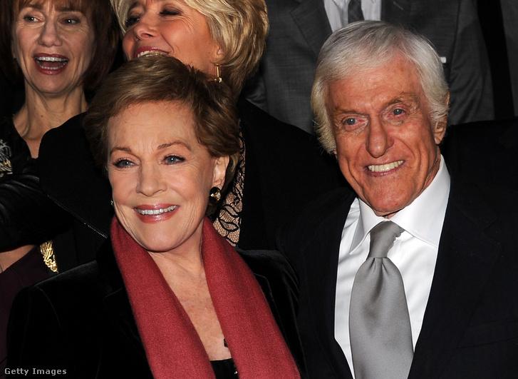 Julie Andrews és Dick Van Dyke