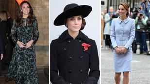 Katalin hercegné 64 milliót szórt el ruhákra 2016-ban