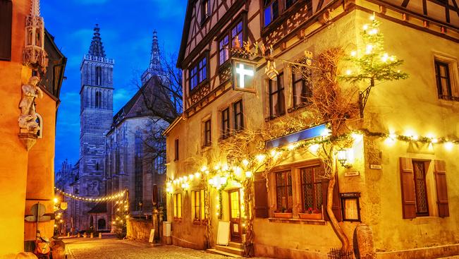 Ahol a legszebb a karácsony: mesevárosok a nagyvilágból