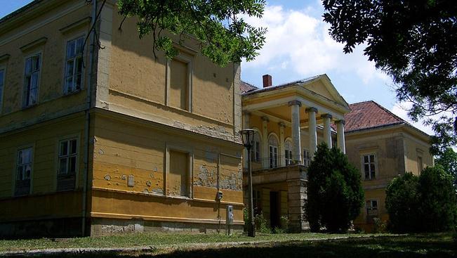 Felújítják a 10 éve üresen álló bodajki kastélyt