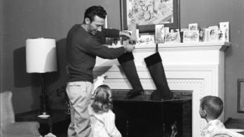 A karácsonyi zoknik legendája
