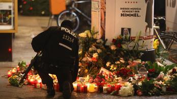Két és fél nap után még az összes áldozat sem ismert Berlinben
