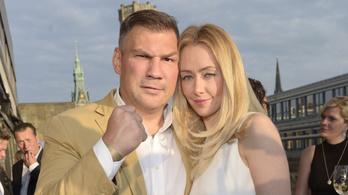 Kokó most nem lehet büszke lengyel barátjára, aki megverte a feleségét