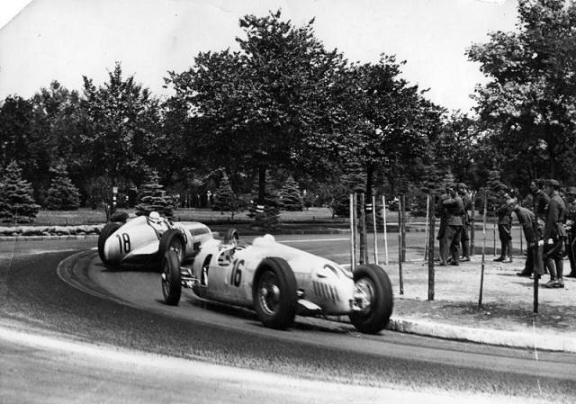 Grand Prix 1936-ban