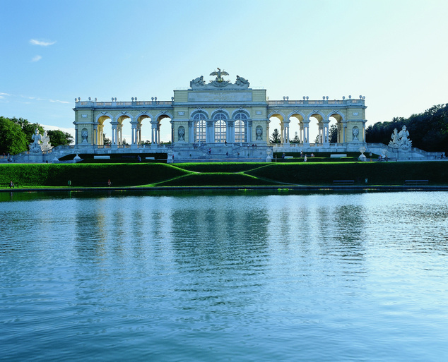 Gloriette (c) Schloß Schönbrunn Kultur- und Betrie