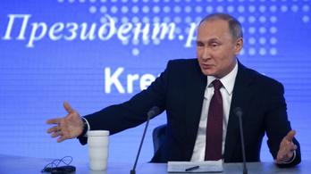 Putyin: Magyarországnak Brüsszellel kell tárgyalnia, a migrációs vitákról
