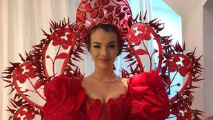 Hopp, szárnyat is kapott Miss Universe Hungary
