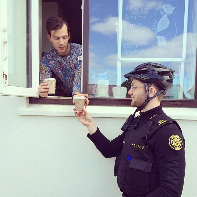 Kávé a rászoruló egyetemistáknak