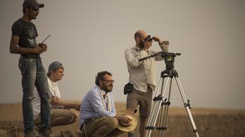Marokkóban forgott Kenyeres Bálint első filmje