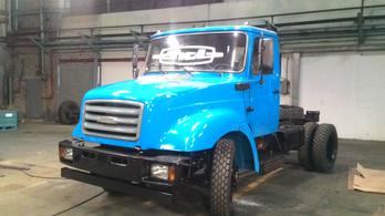 Legyártották az utolsó ZiL teherautót