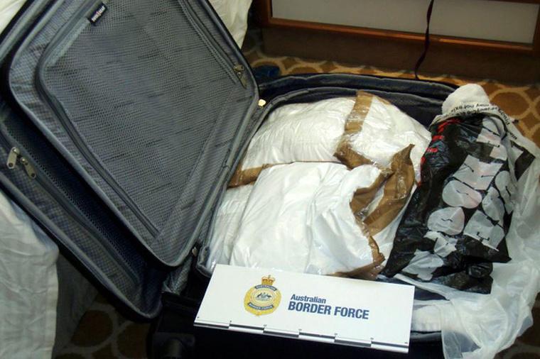 A rendőrök lefoglalták a drogot