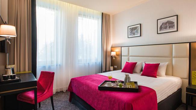 101 szobás hotel nyílt a Deák tér közelében