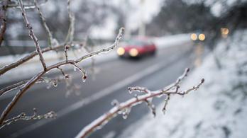 Ónos eső veszélyezteti az autósokat