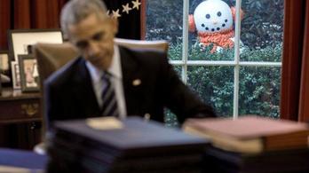 Gyönyörűen megtrollkodták Obamát búcsúzóul