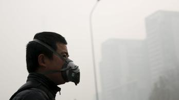 Milliókat öl meg a szmog Kínában