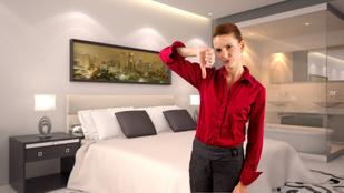 Nem kell aggódnia a a szállodás mágneskártyája miatt