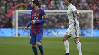 Guardiola: Nem kérdés, hogy Cristiano Ronaldo, vagy Messi