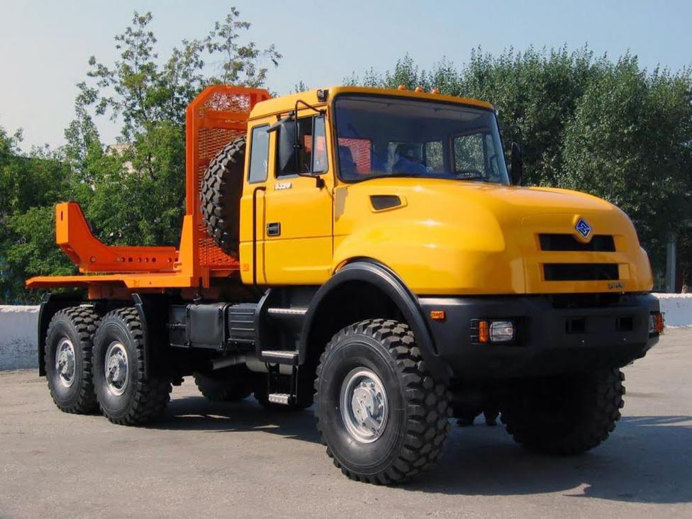 Az Ural egyre inkább megpróbált hallgatni az idők szavára, ezért 2004-ben kifejlesztette az új Ural 4320-ast, amelyből végül alig száz darab készült, ugyanis a legtöbb vásárló még ekkoriban is a jó öreg 4320-ast kereste.