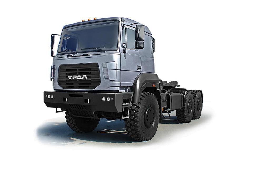 Jelenleg a legerősebb és legnagyobb teherautója az Ural-nak a 412 lóerős JaMZ motorral szerelt 6370-es. A nehéz teherautó az Ural-M-hez hasonlóan a régi Eurotrakker fülkéjét kapta meg.