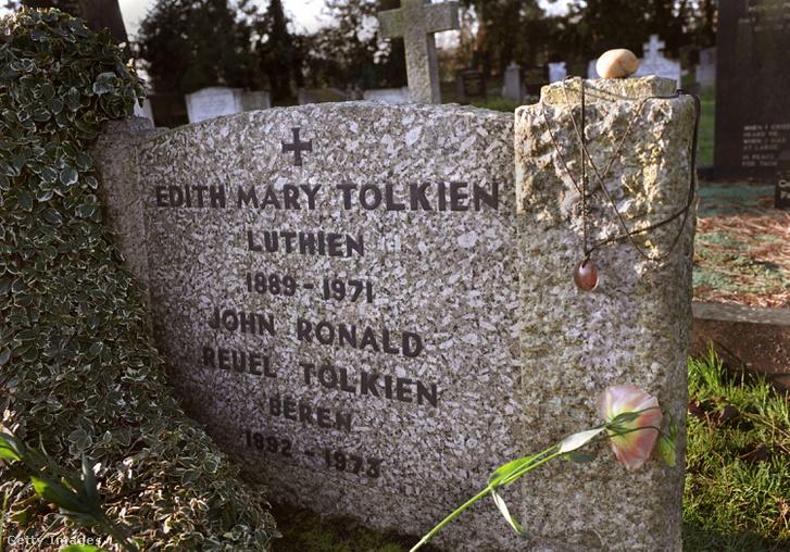 Edith Tolkien sírja