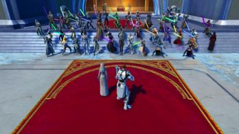 Carrie Fisher előtt tisztelegnek a Star Wars videojátékokban