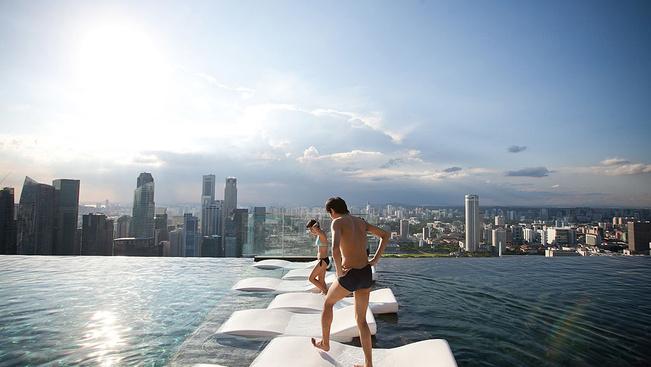Város a városban: a világ egyik legikonikusabb szállodája