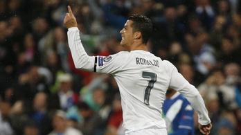 Eszement pénzért vinnék Kínába Cristiano Ronaldót