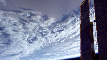 Semmi sem szebb az űrből látott Földnél