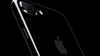 2016 legocsmányabb eszköze: használt Jet Black iPhone 7