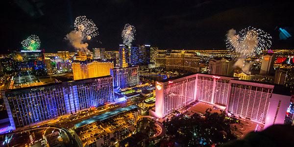 Éjfél Las Vegasban