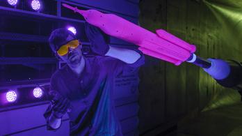 A nap képe: évvégi neonparádé a NASA-nál