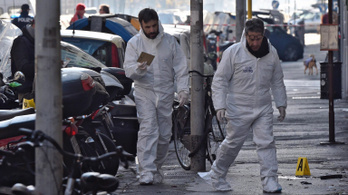 Felrobbant egy csomagba rejtett bomba Firenzében
