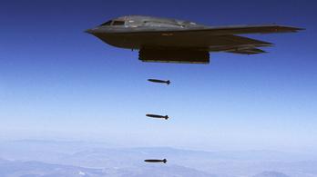 Új atomfegyvereket kap a B-2 lopakodó bombázó