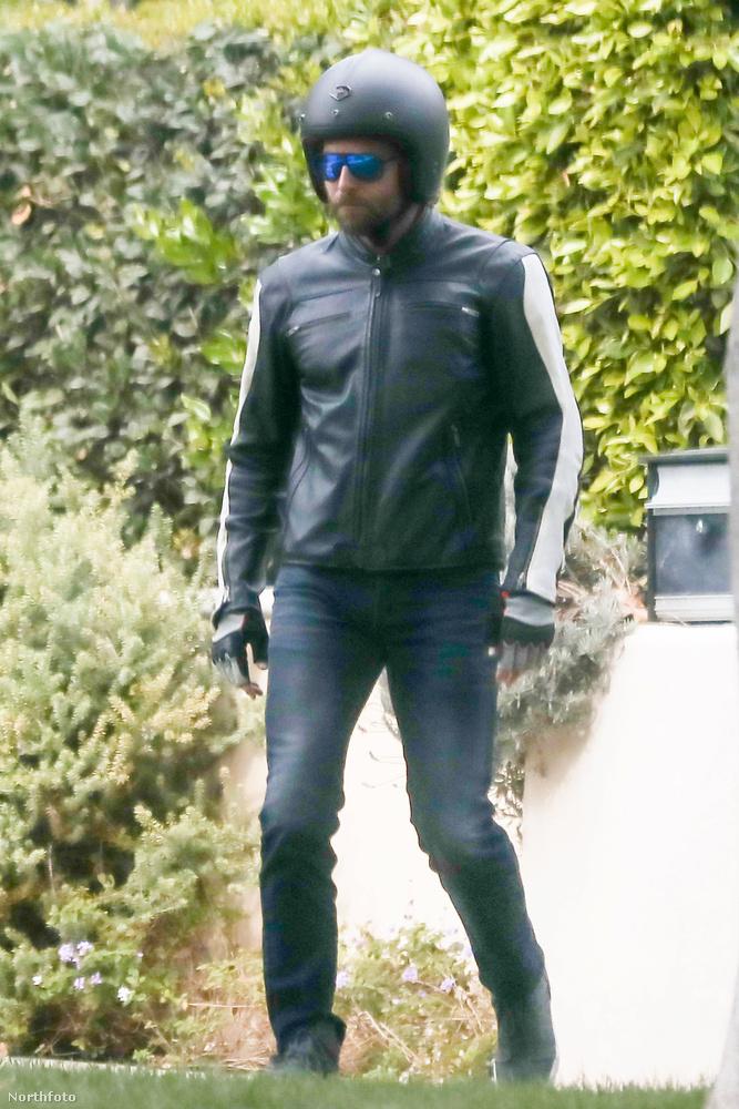 BREAKING!Egy fotó, amin a színész nem edz és nem is edzeni készül!!!