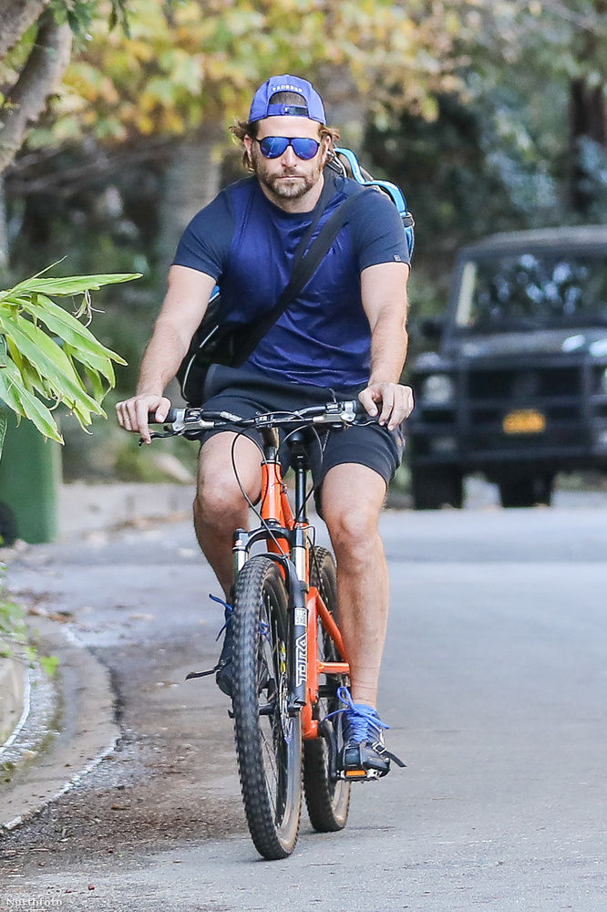 Ennyit Bradley Cooper fantasztikus hétköznapjairól.