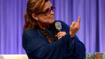 Carrie Fisher halála 12 milliárd forintot hoz a Disney-nek